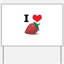 strawberries.jpg Yard Sign