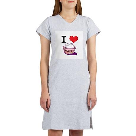 yogurt.jpg Women's Nightshirt