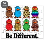 Be Different Ducks.png Puzzle