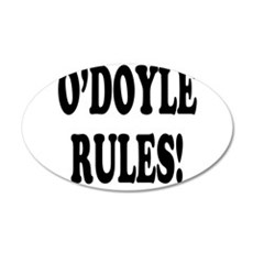 odoyle rules.png Wall Decal