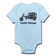 Build Things Infant Bodysuit