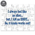 i am an idiot.png Puzzle