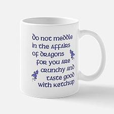 Affairs of Dragons (English) Mug
