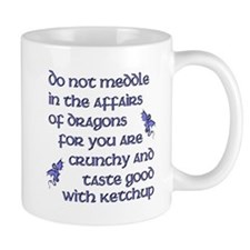Affairs of Dragons (English) Mug