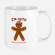 GINGERBREAD GIRL Mug