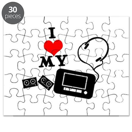 walkman.psd Puzzle