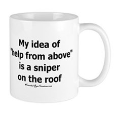 Sniper Mug