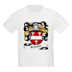 Schaller Coat of Arms Kids T-Shirt