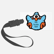cluck-prostate-cancer.png Luggage Tag