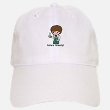 future scientist boy copy.jpg Baseball Baseball Cap