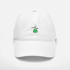 science nerd beaker.jpg Baseball Baseball Cap