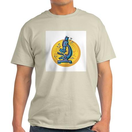 microscope copy.jpg Light T-Shirt