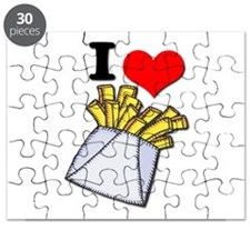 french fries.psd Puzzle