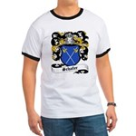 Schafer Coat of Arms Ringer T