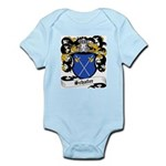 Schafer Coat of Arms Infant Creeper