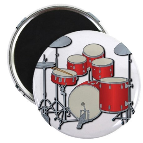 "drum set copy.jpg 2.25"" Magnet (100 pack)"