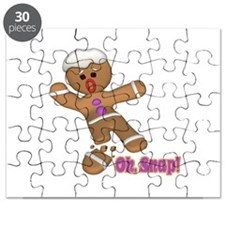 broken gingerbread cookie copy.jpg Puzzle