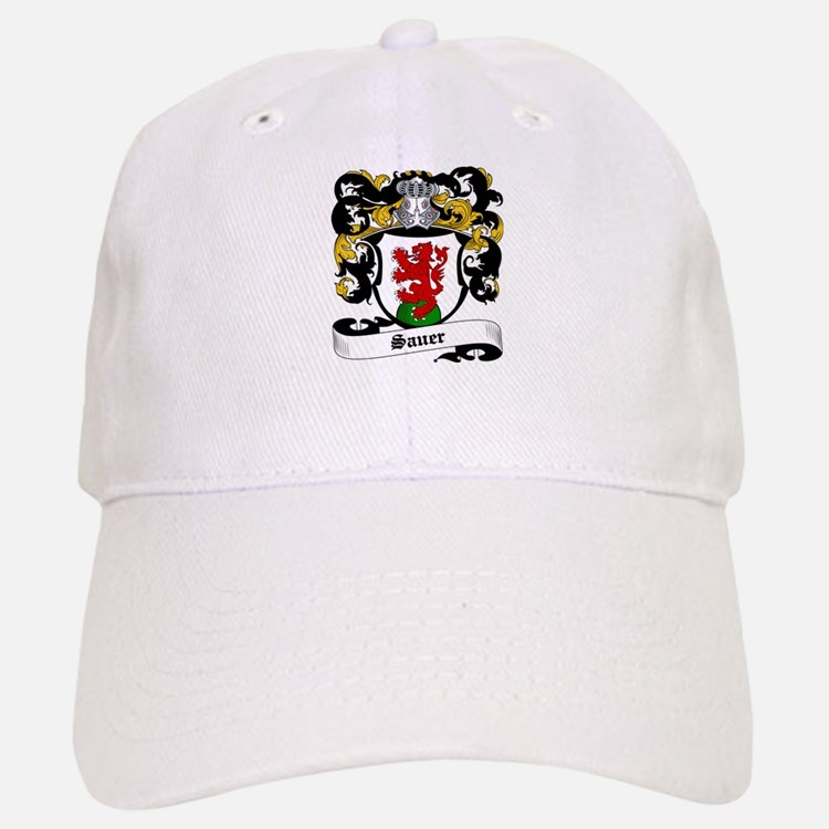 Sauer Coat of Arms Baseball Baseball Cap