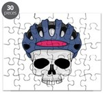 cycling skull copy.jpg Puzzle