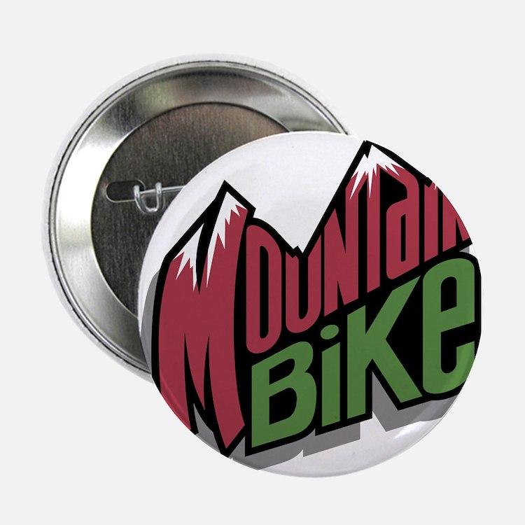 "mountain bike graphic copy.jpg 2.25"" Button"