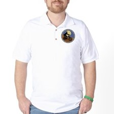 mountain biking chain design copy.jpg T-Shirt