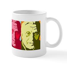 Papa Ratzi Pope Art - Pop Art Mug