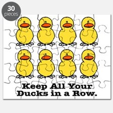 all ducks in a row.png Puzzle