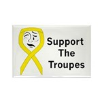 Support the Troupes Magnet (100 pc. fundraiser pk)