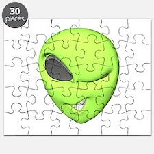 3d winking alien.png Puzzle