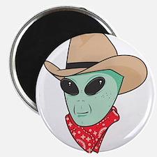 "cowboy alien copy.jpg 2.25"" Magnet (10 pack)"