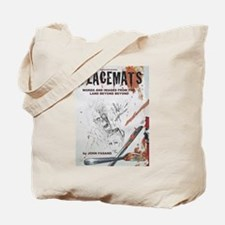 Placemats Book Cover Tote Bag