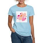 cute little cupid.jpg Women's Light T-Shirt