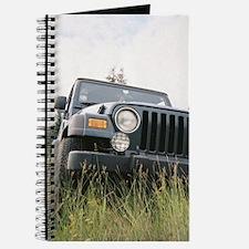 Just me n' my Jeep Journal