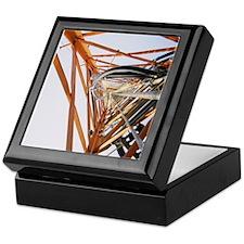 Logan Guinn Infinite Tower Keepsake Box