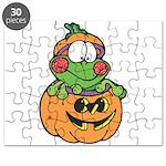 frog in pumpkin copy.png Puzzle