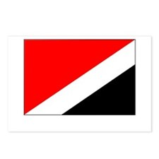 Sealand Flag Picture Postcards (Package of 8)