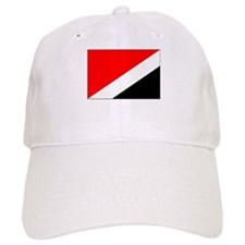 Sealand Flag Picture Baseball Cap