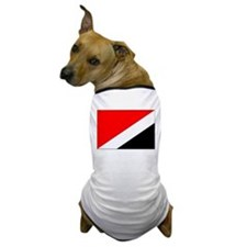 Sealand Flag Picture Dog T-Shirt