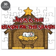 The Reason for the Season Puzzle