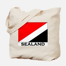 Sealand Flag Gear Tote Bag