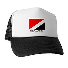 Sealand Flag Gear Trucker Hat