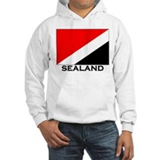 Sealand Flag Gear Hoodie