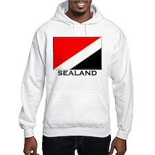 Sealand Flag Gear Jumper Hoody