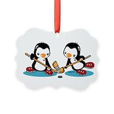Ice Hockey (T) Ornament