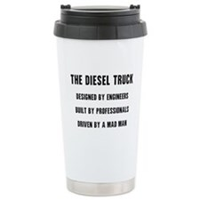 The Diesel Truck Travel Mug