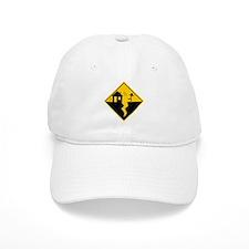 Earthquake Warning Baseball Cap