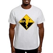Earthquake Warning T-Shirt