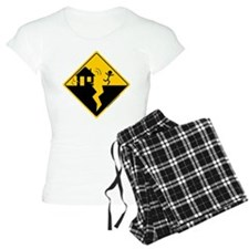 Earthquake Warning Pajamas