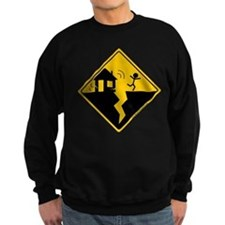 Earthquake Warning Sweatshirt