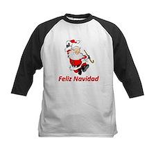 Spanish Dancing Santa Claus Tee